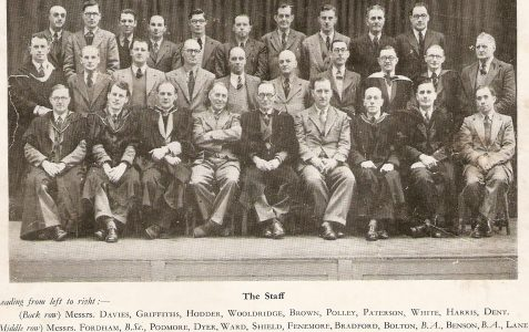 The Staff 1951