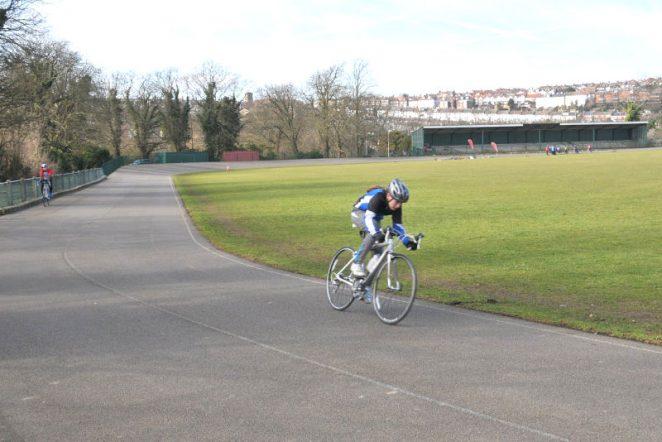 Preston Park Cycle Track | Photo by Tony Mould