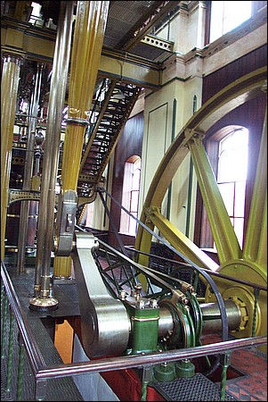 Images of the Engineerium in 2003, part 1