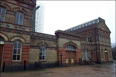 Images of the Engineerium in 2003, part 3