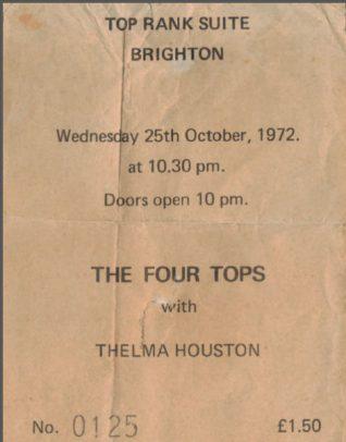Memories of 1970s groups