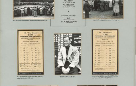 12 - The 1946/1947/1949 News Chronicle Tournaments