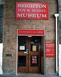 Photograph of The Toy Museum | Photograph by Zoe Bradford