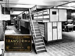 The Transorma - a Dutch sorting machine in use for outward sorting by the GPO in Brighton from 1935 to 1968 | Transorma Utlandsk