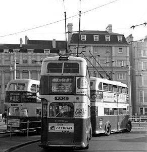 The last trolleybus