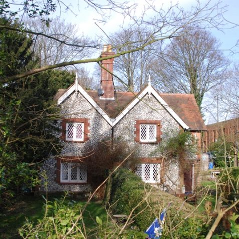 University of Sussex: Laine Cottages | Photo by Tony Mould