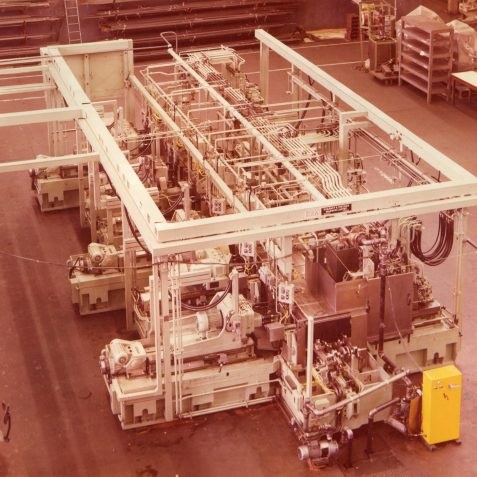 Unknown Transfer Machine c. 1975 | From the private collection of Terry Buck