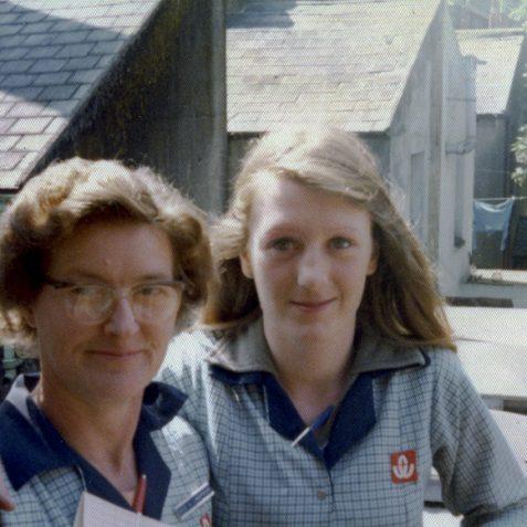 Hove: Sheila? & Debbie | Ande Havard
