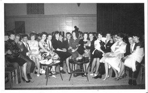 Underwoods apprentices 1960