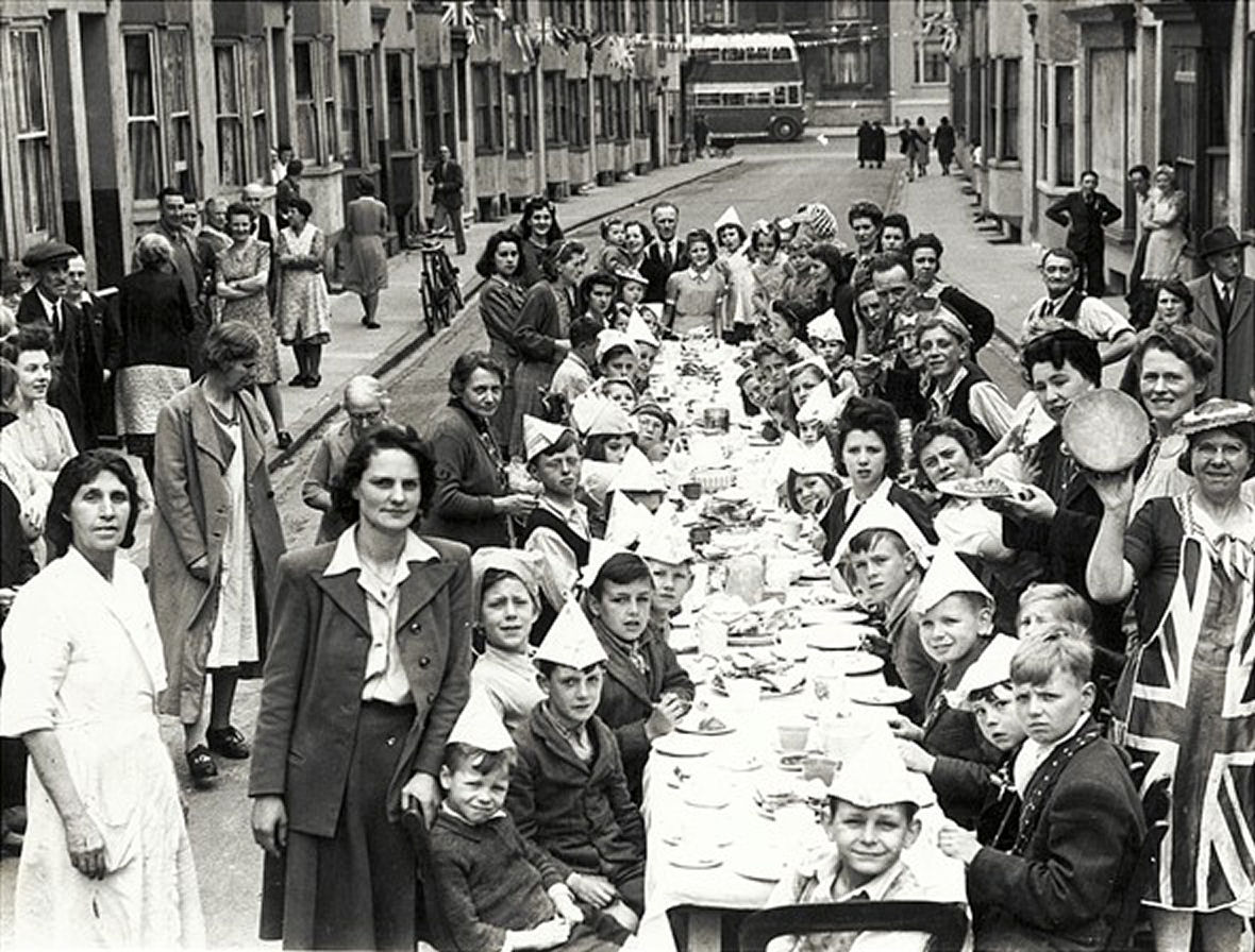 Ve Day Celebrations Remembrance City Insights My Brighton And Hove