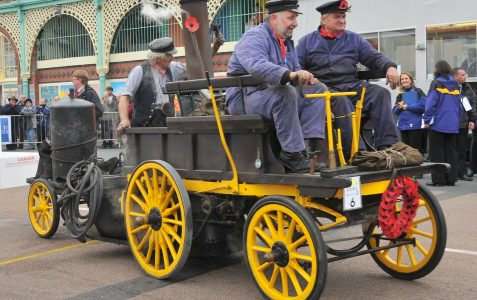 115th London to Brighton Veteran Car Run