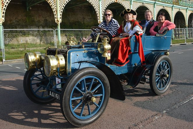 London to Brighton Veteran Car Run 2015 | ©Tony Mould: images copyright protected