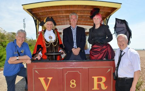 Volk's Railway celebrates 130 years
