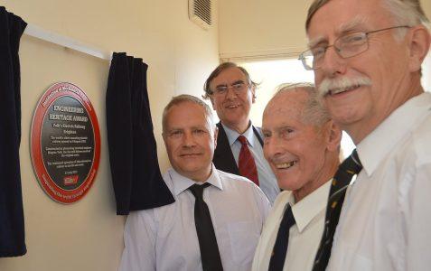 Volk's Railway wins prestigious award