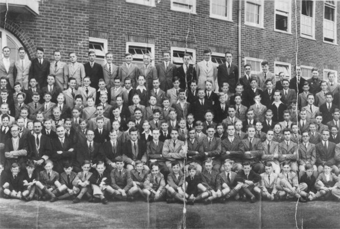 Varndean Grammar School | From the private collection of Don McBeth