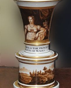 Princess Charlotte vase: unique and valuable gift to the city