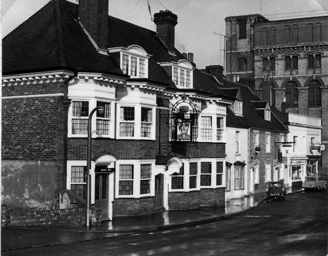 The George Inn | From the private collection of Ray Hamblett