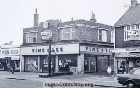 Vine and Lee Motor Dealers