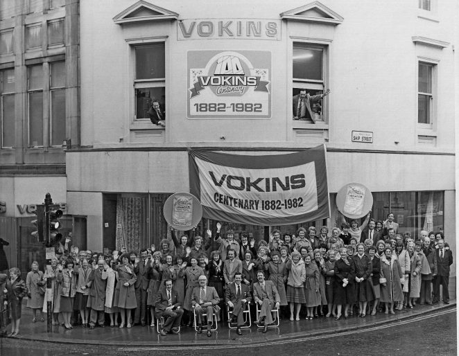 Vokins North Street/Ship Street | Royal Pavilion and Museums Brighton
