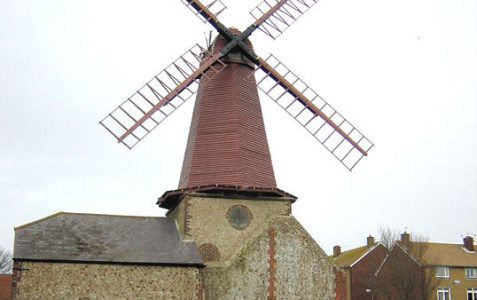 West Blatchington Mill