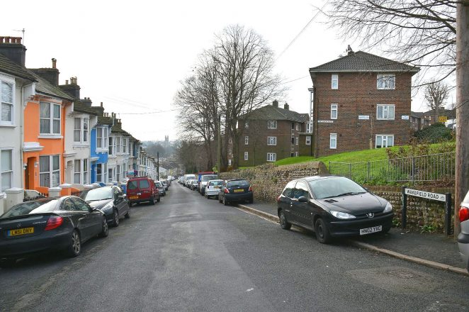 Wakefield Road   Photo by Tony Mould