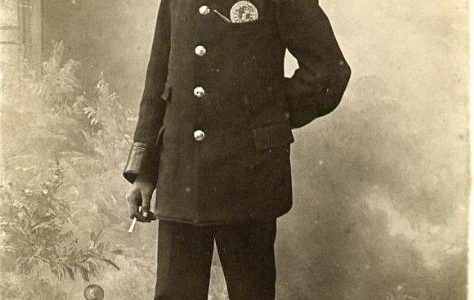 Walter G Dunkerton, aged 14