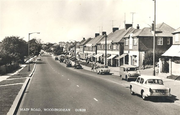 Warren Road c1960s | ©Shoesmith and Etheridge Ltd Hastings