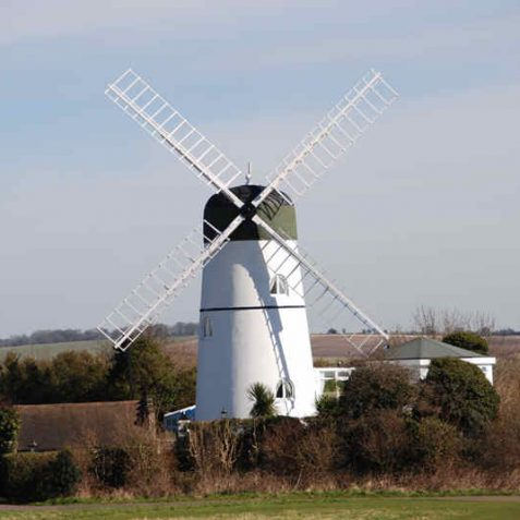 Waterhall Mill   Photo by Tony Mould