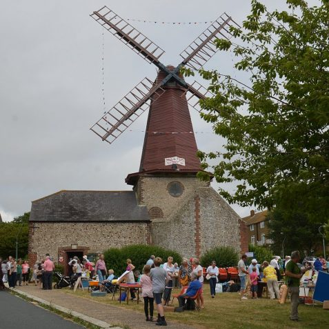 West Blatchington Windmill Summer Fete | Photo by Tony Mould