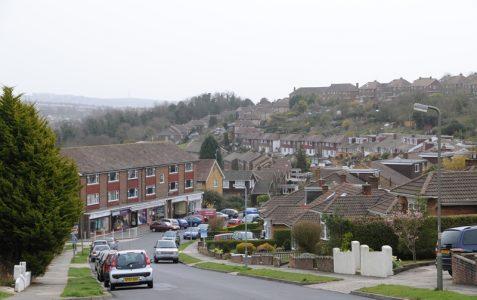 Westdene:developed in the 1950s