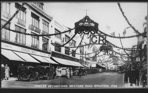1935 Jubilee celebrations