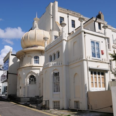 Leading architects and builders of Regency Brighton