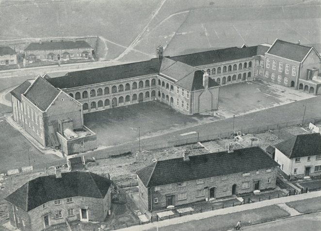Whitehawk School c. 1933 | From the Education Week booklet owned by Peter Groves