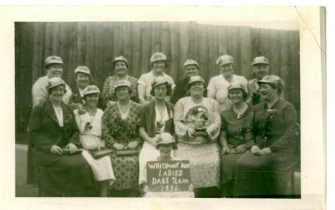A wartime Whitehawk group?