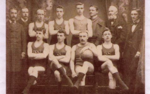 Hove Swimming Club Water Polo Team 1896
