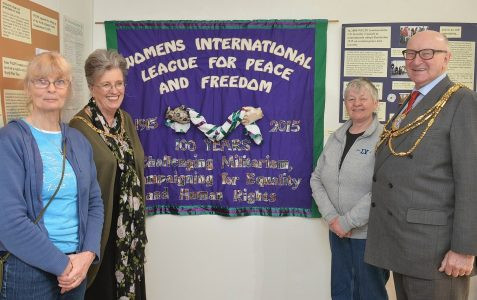 Women's International League for Peace and Freedom