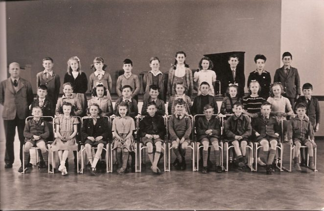 Woodingdean Primary School | From the private collection of Alan Drake