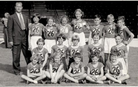 Athletics Team 1959