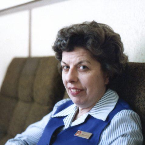 Joyce Hanlon (Joyce worked in Western Rd & Hove Woolies) | Andre Havard