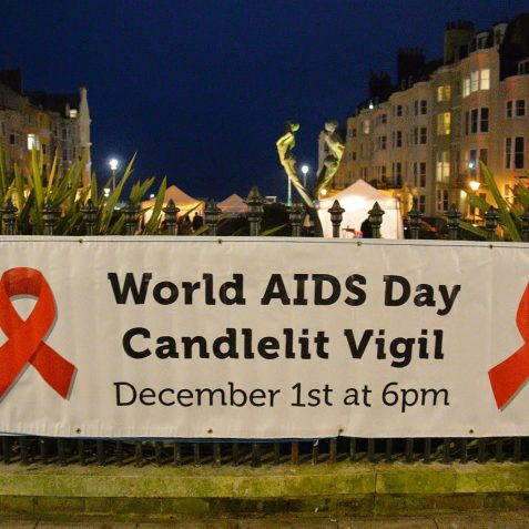 World AIDS Day | ©Tony Mould: images copyright protected