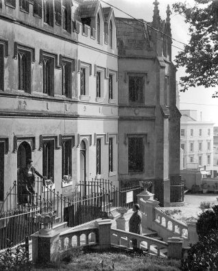 Wykeham Terrace in the 1960s | From the private collection of Stefan Bremner-Morris