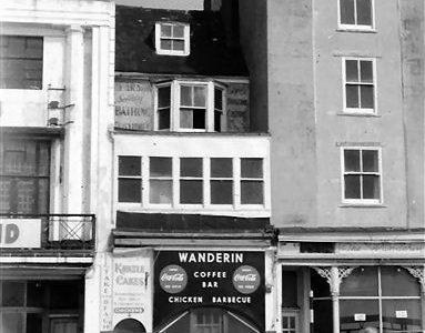 The Wanderin Cafe