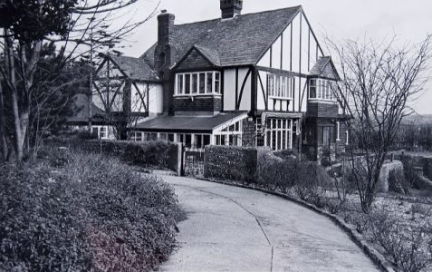 The House that stood on the hill