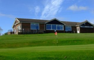 Waterhall Golf Club House | Courtesy of Ian Childs