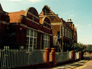 Photograph of Stanford Road School