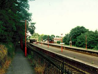 Preston Park Station