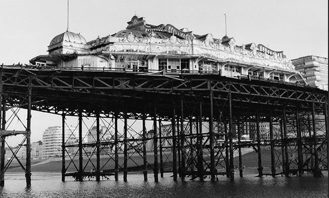 West Pier undated photograph | Royal Pavilion and Museums: Brighton and Hove