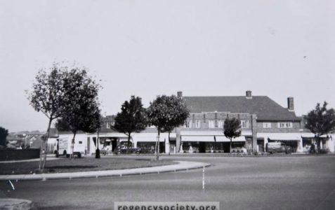 Spencer Avenue in 1960s/70s