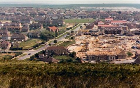Development of Whitehawk