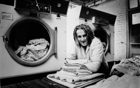Wilson's Laundry employee